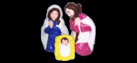 Jumbo Nativity photo