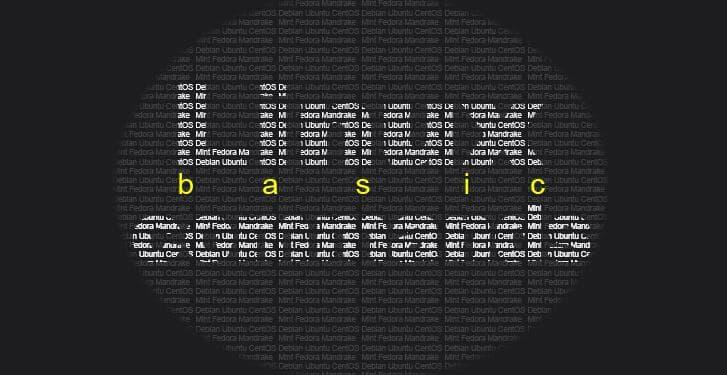 Kumpulan perintah dasar Linux