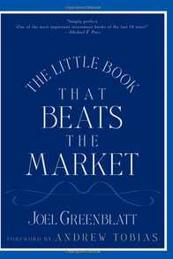 The Little Book That Beats the Market Cover