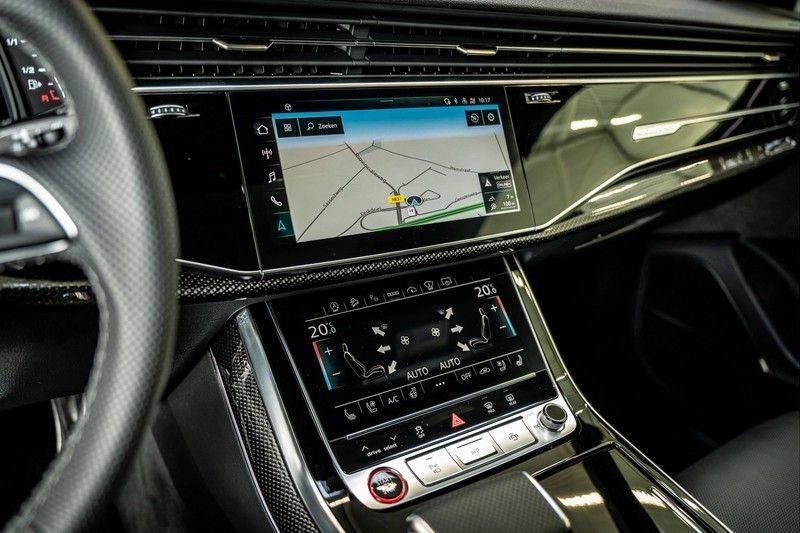 Audi SQ8 4.0 TFSI quattro | Bang & Olufsen | HUD | Leder valcona met ruit | Stoel massage | Alcantara | Nachtzicht | PANO | afbeelding 19