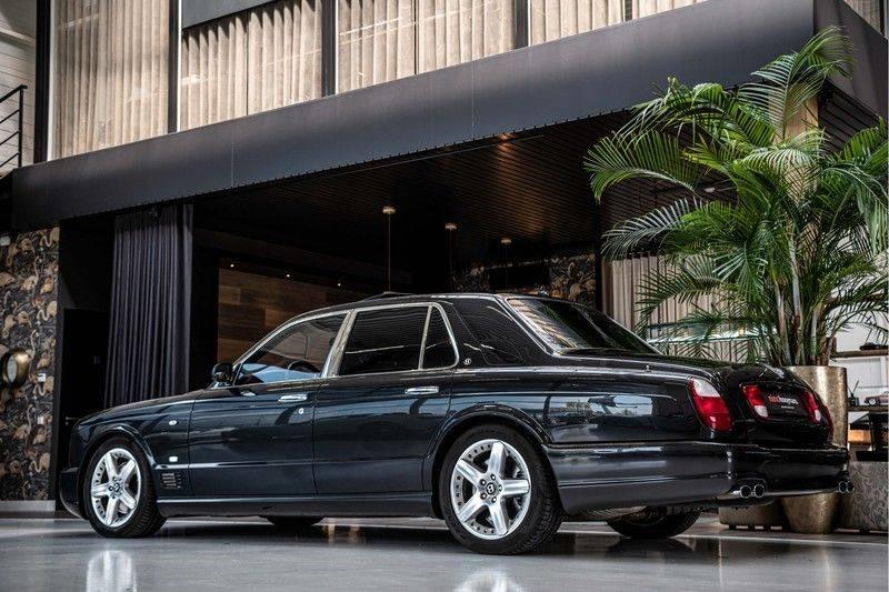 Bentley Arnage 6.8 V8 T (recent voor 20.000,- onderhouden) afbeelding 9