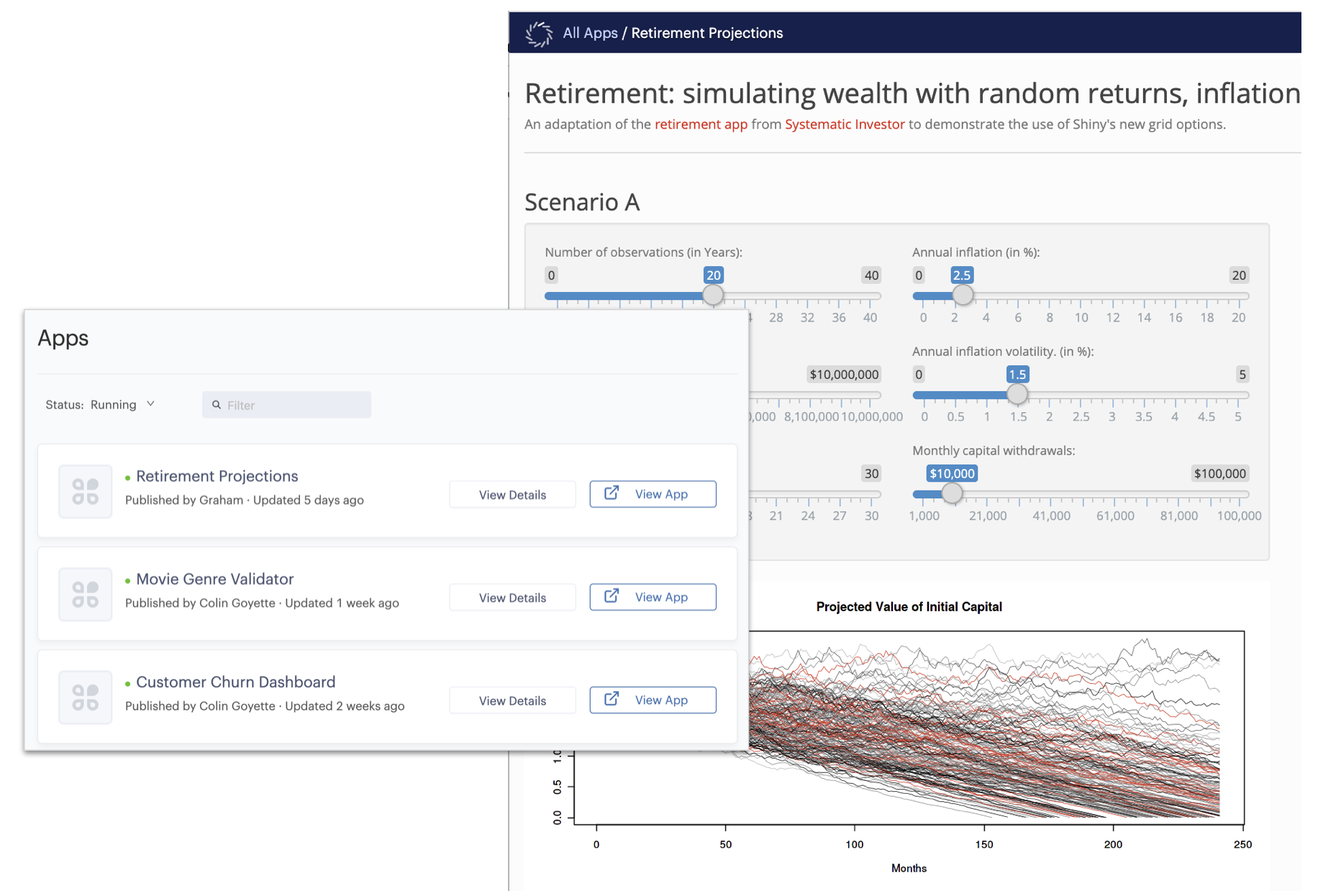Publish Powerful Data Science Applications for Business Users