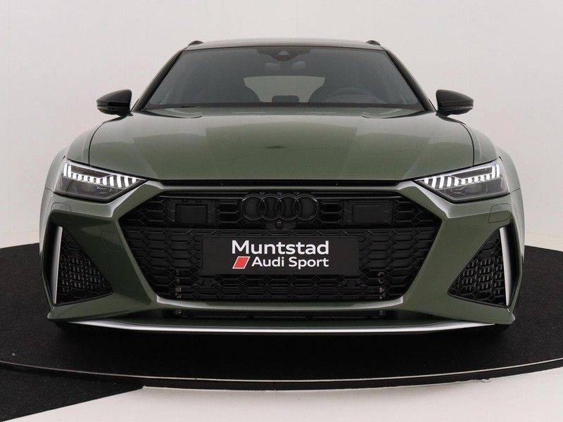 Audi A6 Avant RS 6 TFSI 600 pk quattro | 25 jaar RS Package | Dynamic + pakket | Keramische Remschijven | Audi Exclusive Lak | Carbon | Pano.dak | Assistentie pakket Tour & City | 360 Camera | afbeelding 11