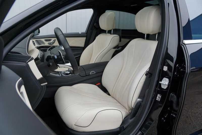 Mercedes-Benz S-Klasse 560 4Matic Lang Premium Plus 470pk / AMG / Nwpr: E186.000,- / Full Options! afbeelding 16