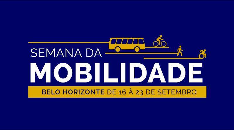 Imagem em destaque para o artigo: Semana da Mobilidade BH