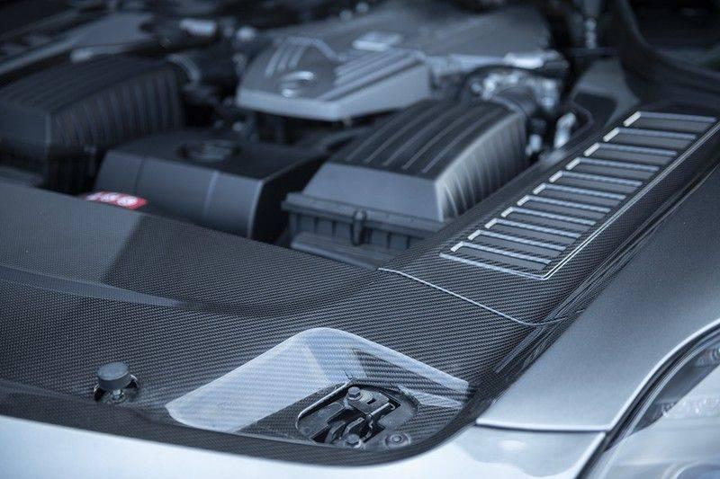 Mercedes-Benz SLS Roadster 6.3 AMG Carbon Pack + MIDDLE GRAY HIMALAYAS + Full Carbon Motor afdekking afbeelding 23