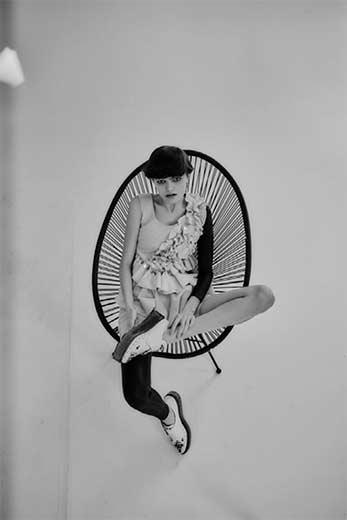 Elisabetta Cavatorta Stylist - Dance, baby dance - Chiara Romagnoli - Mia Le Journal