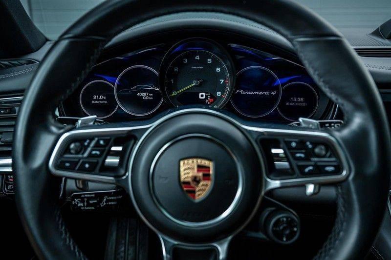 Porsche Panamera Sport Turismo 2.9 4 E-Hybrid, 462 PK, Sportuitlaat, Adapt. Cruise, Surround View, Night/Vision, Pano/Dak, Org. NL afbeelding 16