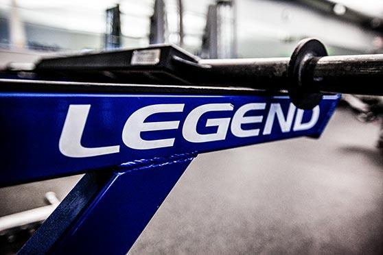 Legend equipment