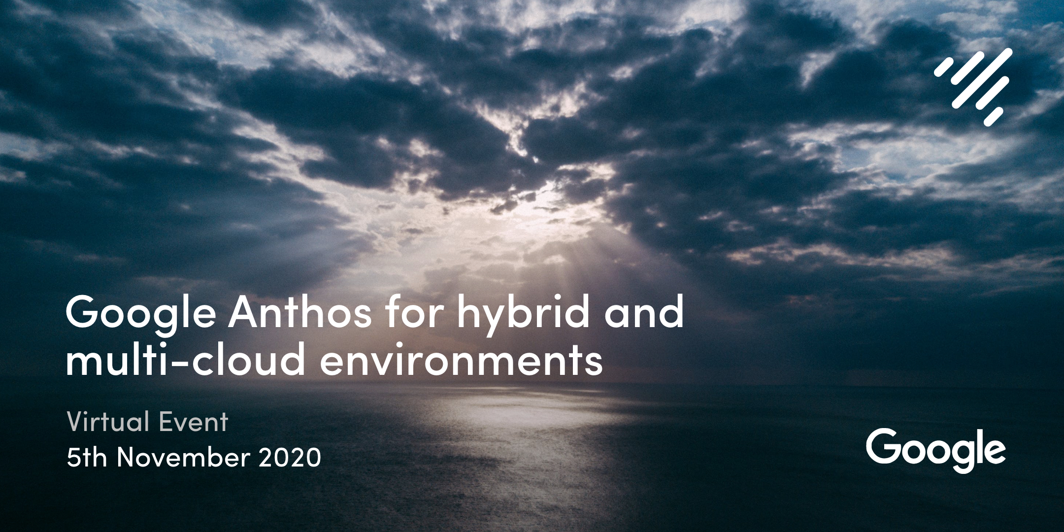 Google Anthos for hybrid and multi-cloud environments