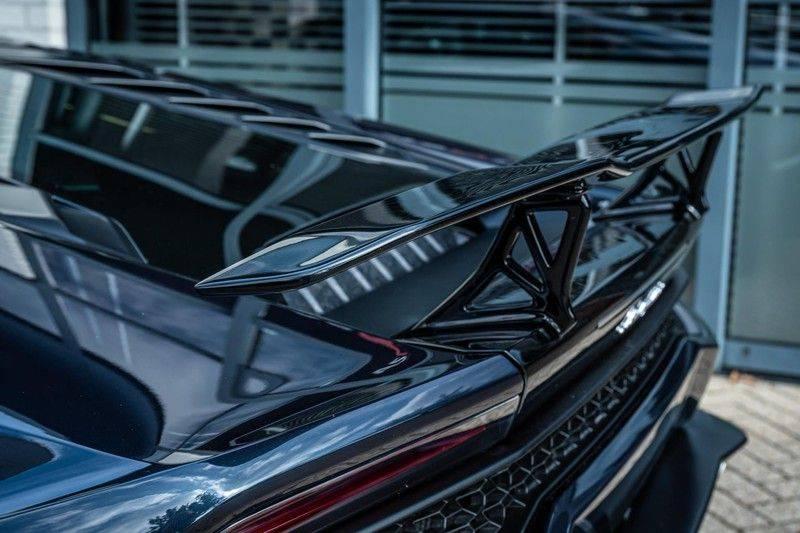 Lamborghini Huracan 5.2 V10 LP610-4, 610 PK, Keramiek, Nose Lift, Camera, Stitching, Rear/Wing, 33DKM, 2015!! afbeelding 25