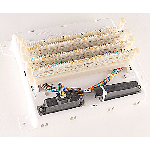 MDU (25 pair) VDSL2 Splitter with 110 Punchdowns-2 product image