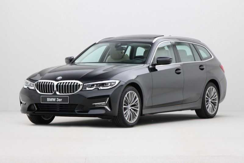 BMW 3 Serie Touring 320d Luxury Line High Executive afbeelding 6