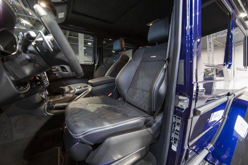 Mercedes-Benz G-Klasse 500 4x4² Designo, Carbon, Harman/Kardon afbeelding 11