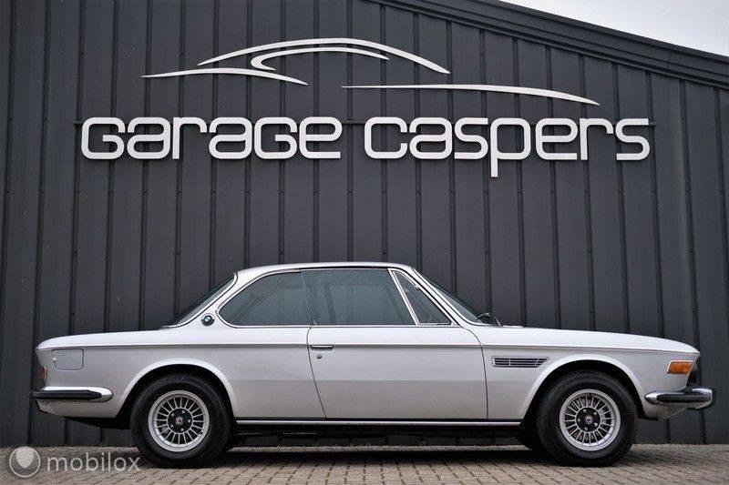 BMW 3.0 CSi coupé | Handgeschakeld | Gerestaureerd afbeelding 7