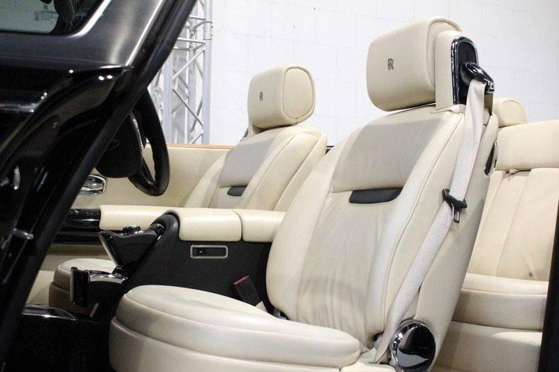Rolls-Royce Phantom Drophead 6.7 V12 DropHead Cabriolet afbeelding 3