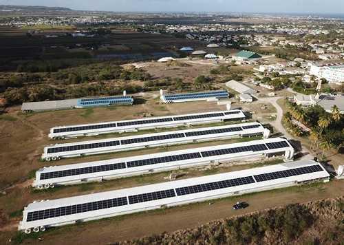 Cloud Solar Monterey