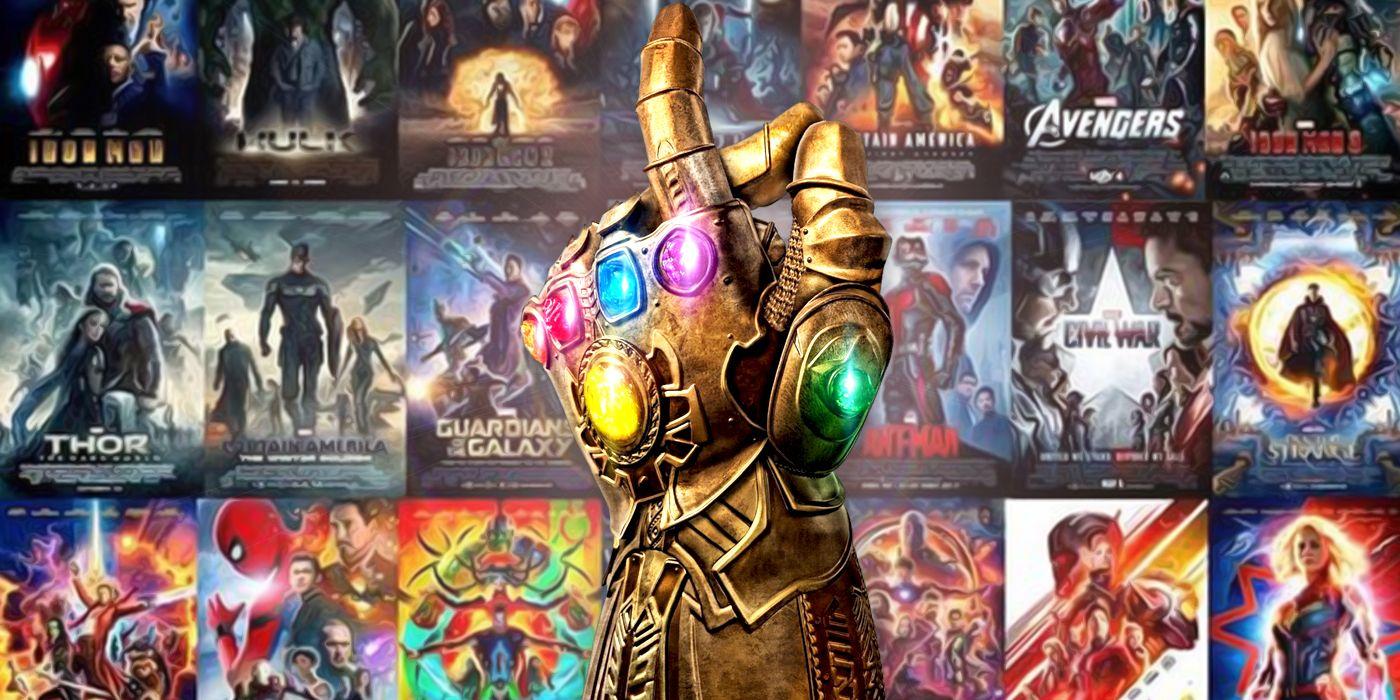 Ranking the Infinity Saga