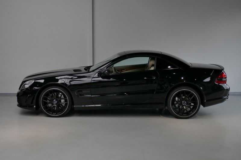 Mercedes-Benz SL-Klasse 600 - 65 ///AMG Black edition afbeelding 10