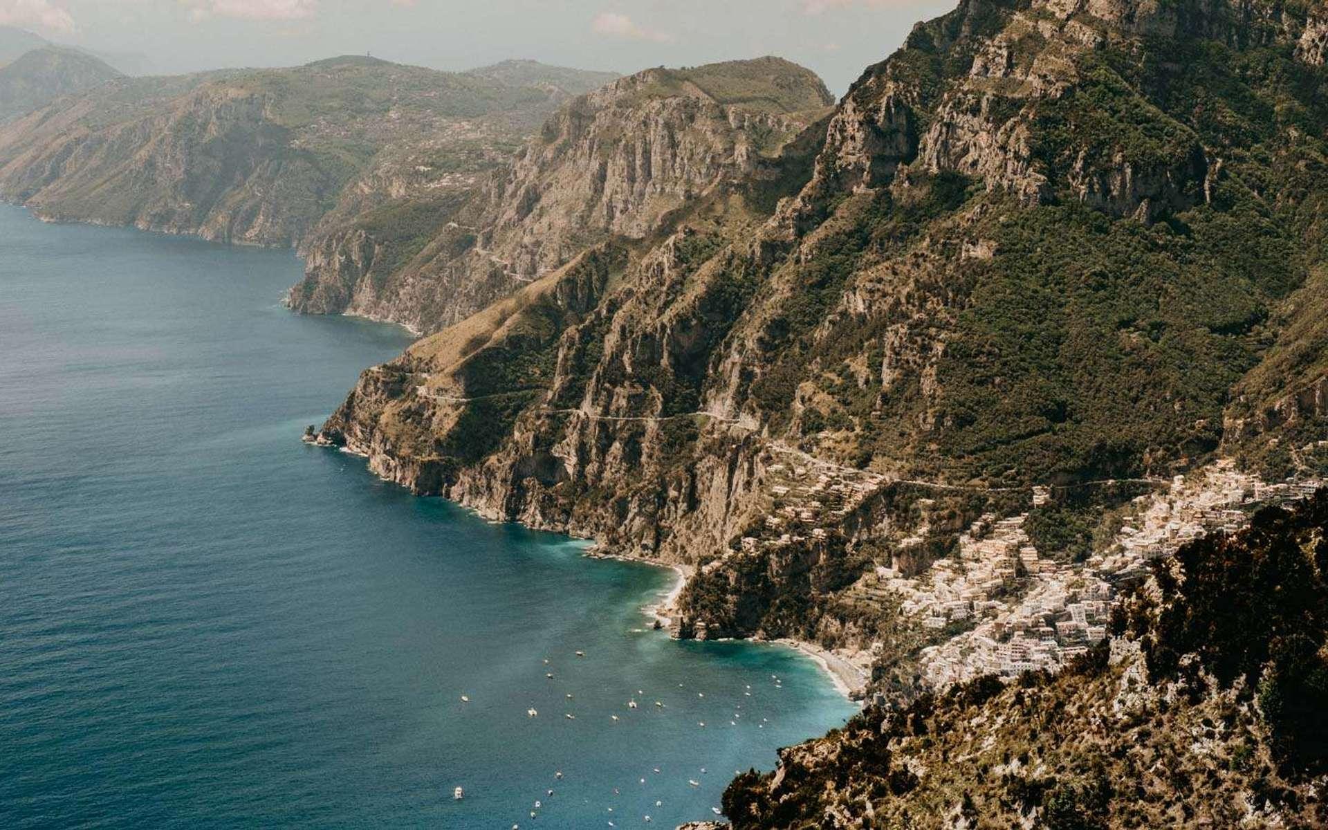 Amalfi Coast is our home