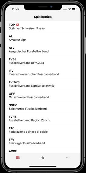 Application Footstats