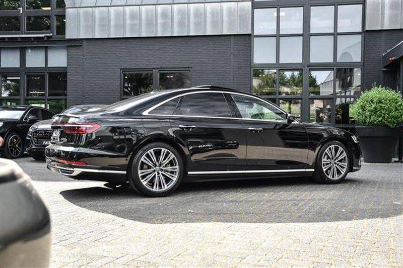 Audi A8 60 TFSI E HYBRID MASSAGE+4WSTURING+360CAMERA afbeelding 20