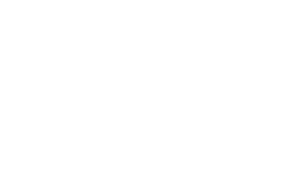 hangar 31 logo featuring an airplane at the center, surrounding by hangar walls that look like an H