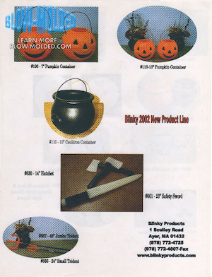 Blinky Products 2002 Catalog.pdf preview