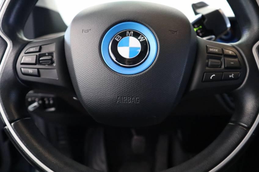 BMW i3 Basis Comfort Advance 22 kWh Marge Warmtepomp Navigatie Clima Cruise Panorama afbeelding 10