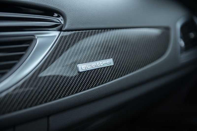 Audi RS6 Performance Pro Line Plus 4.0 TFSI quattro 605PK BTW + Keramisch + Carbon + Nardo Grey + Panoramadak + 4 nieuwe banden afbeelding 19