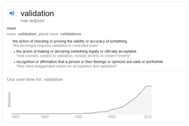 validation definition image