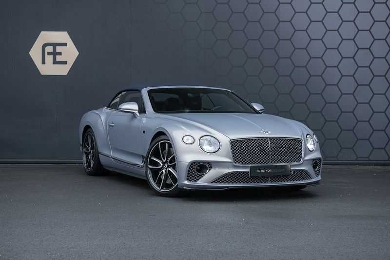 Bentley Continental GTC 6.0 W12 First Edition Full Carbon Exterior Pack, Naim Audio, Mulliner, Centenary Edition afbeelding 7