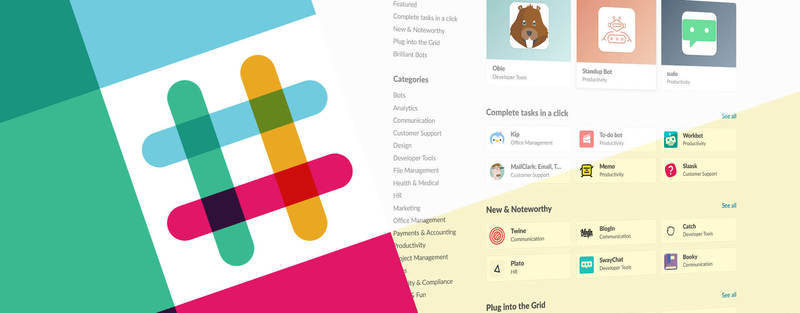 7 Slack apps that will improve communication in your team