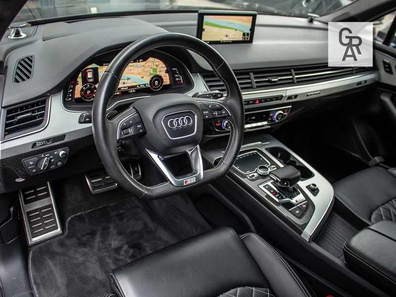 Audi SQ7 4.0 TDI SQ7 Quattro Pro Line S afbeelding 5
