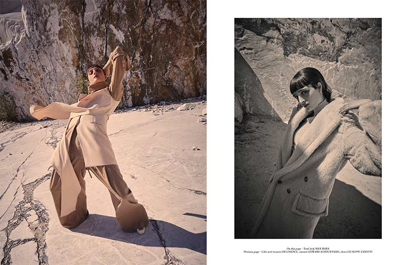 Elisabetta Cavatorta Stylist - Stairway to the moon - Chiara Romagnoli - Mia Le Journal