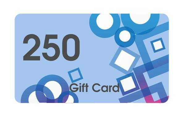 Greek Flavours Gift Card 250