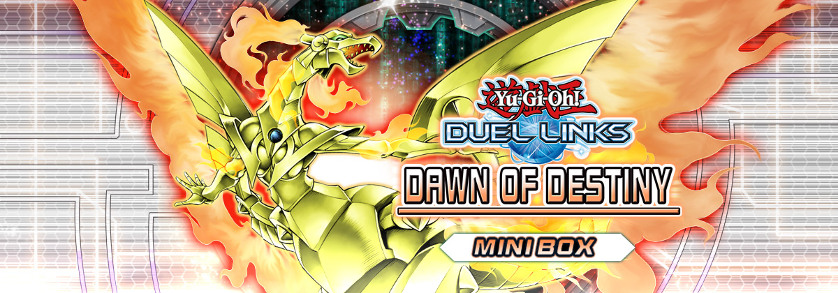 Box Review: Dawn of Destiny | YuGiOh! Duel Links Meta