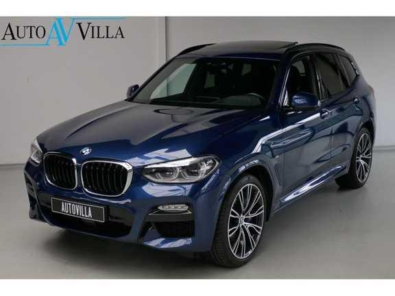 BMW X3 xDrive30d High Executive M Sport Edition