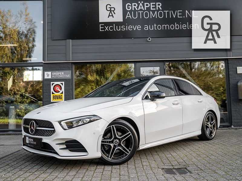 Mercedes-Benz A-Klasse A200 Launch Edition Premium Plus afbeelding 14