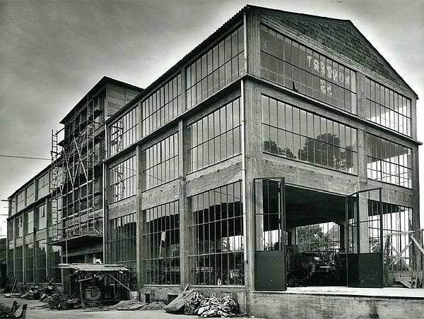 Business premises (under construction)