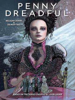 Penny Dreadful, Issue 1