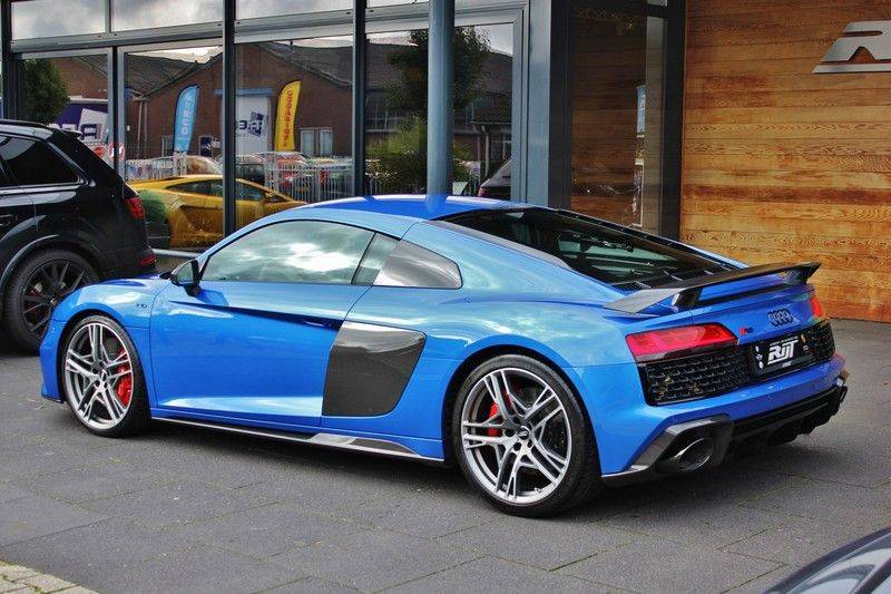 Audi R8 5.2 V10 Performance Quattro 620pk **Keramisch/B&O/Carbon/DAB/Camera** afbeelding 7