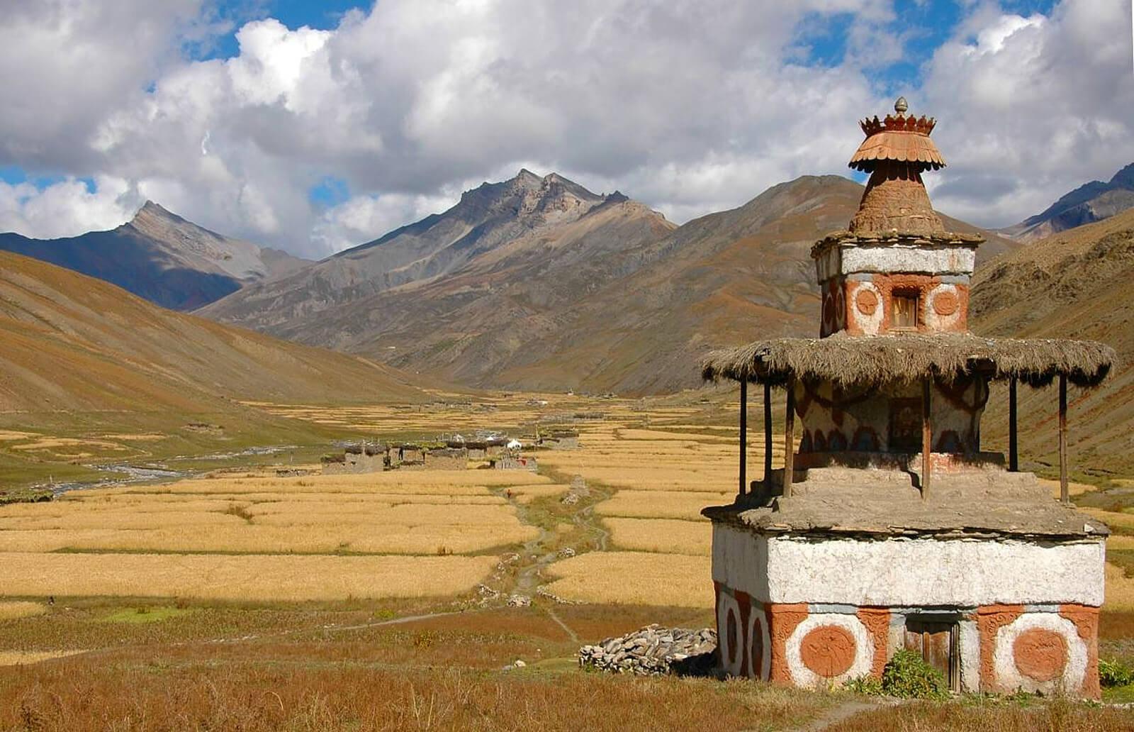 Upper Dolpo Region Trekking - Desert of Nepal