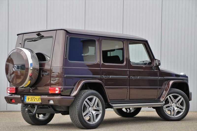 Mercedes-Benz G-Klasse 350 D / Grijs kenteken / Ex. BTW / NL-Auto / 68dkm NAP / Camera / Trekhaak / Climate / Cruise afbeelding 5