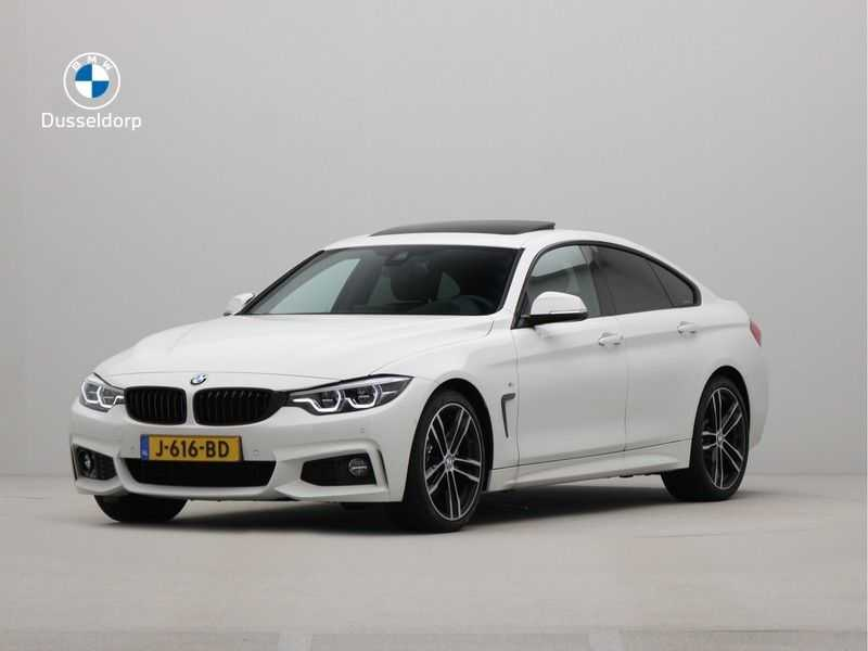 BMW 4 Serie Gran Coupé 420i High Executive M-Sport Automaat afbeelding 1
