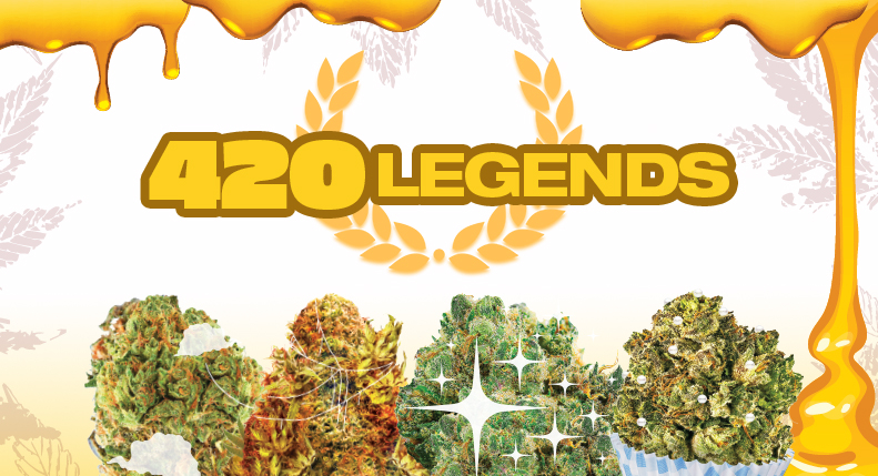 420 Legends: Celebrating 420 Month With the Best!