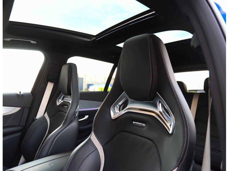 Mercedes-Benz GLC 63 S AMG 4-MATIC *Perf. stoel*510 PK*Driver Package*HUD*Camera* afbeelding 24