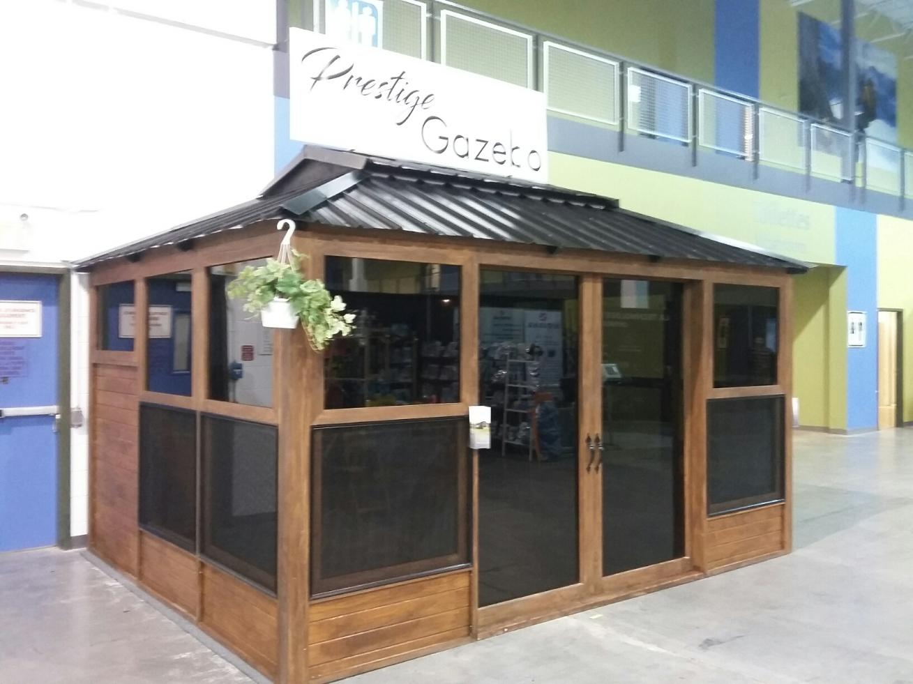 Prestige Wood Gazebo