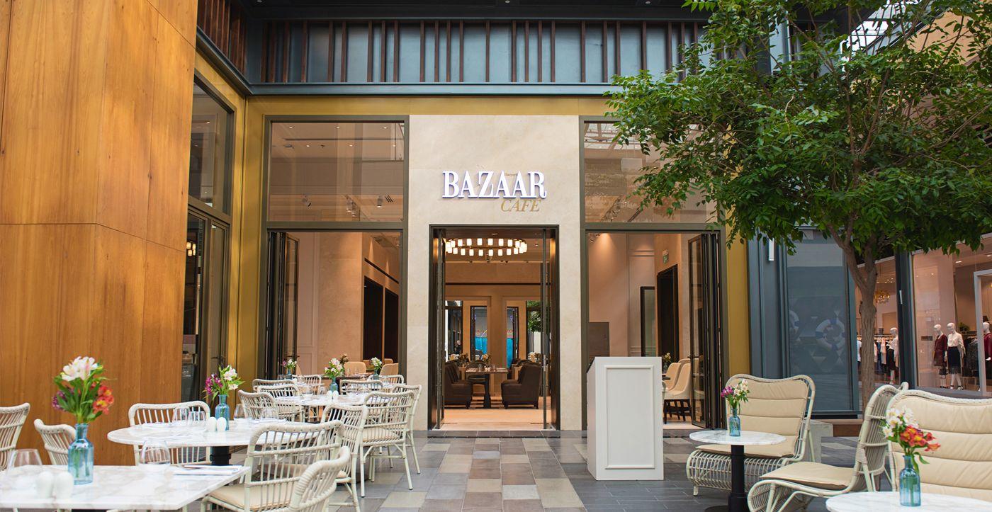 Harpers Bazaar Cafe
