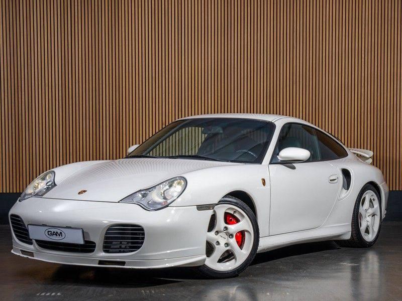 Porsche 911 3.6 COUPE TURBO afbeelding 1